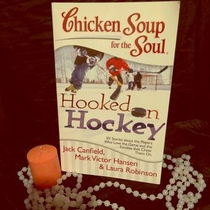Other - 🤪🤪Chicken soup hockey